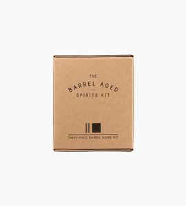 W p design the barrel aged spirits kit