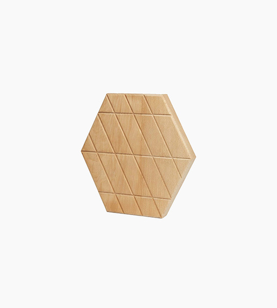 Areaware grid plank serving tray   small