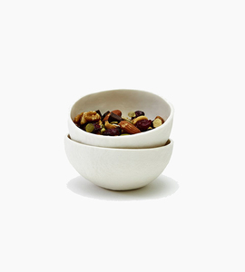 Areaware stone fruit bowls   small 2pcs