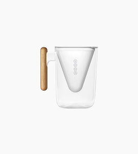 Soma 6 cup pitcher   white